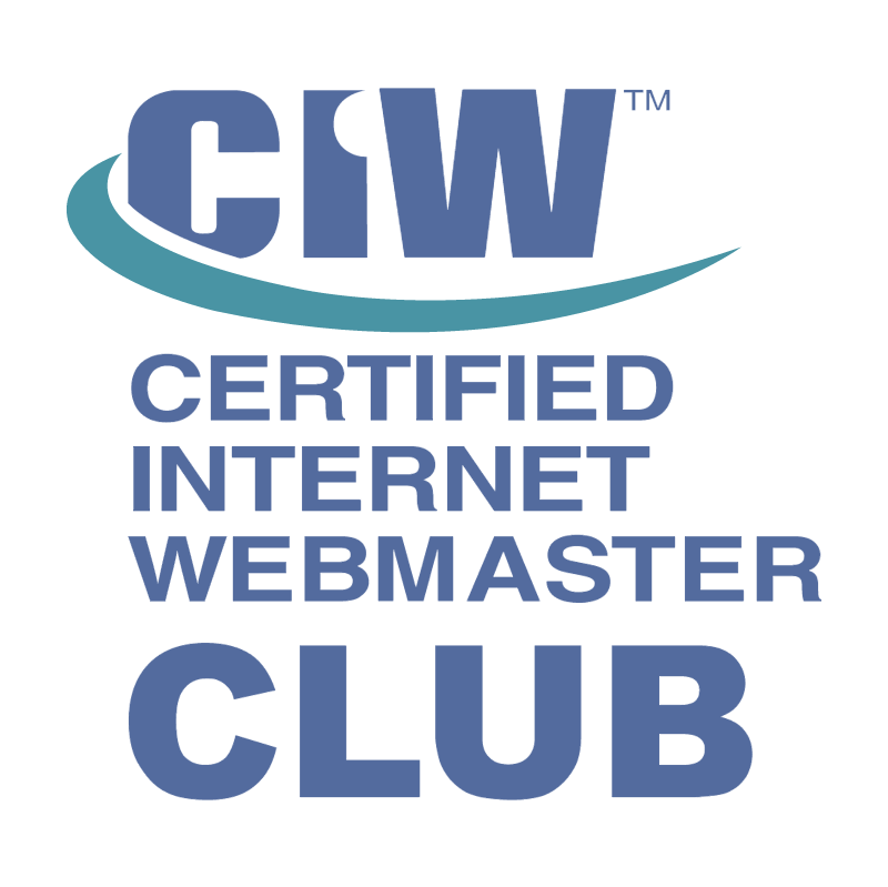 CIW Club vector