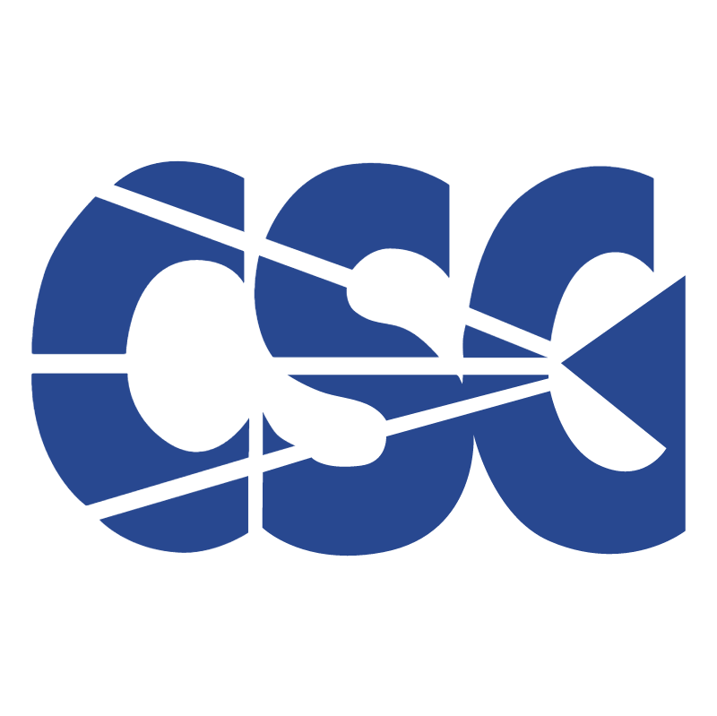 CSG Systems vector logo