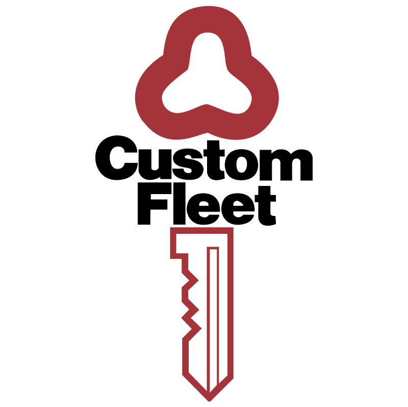 Custom Fleet vector logo