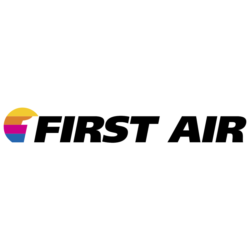 First Air vector logo