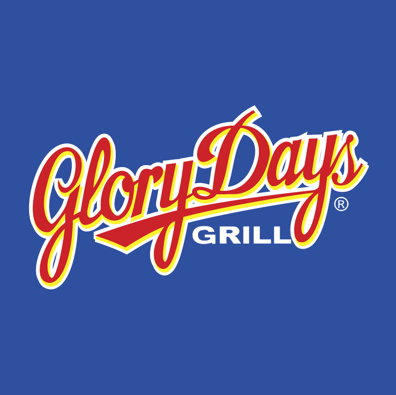 Glory Days Grill vector logo