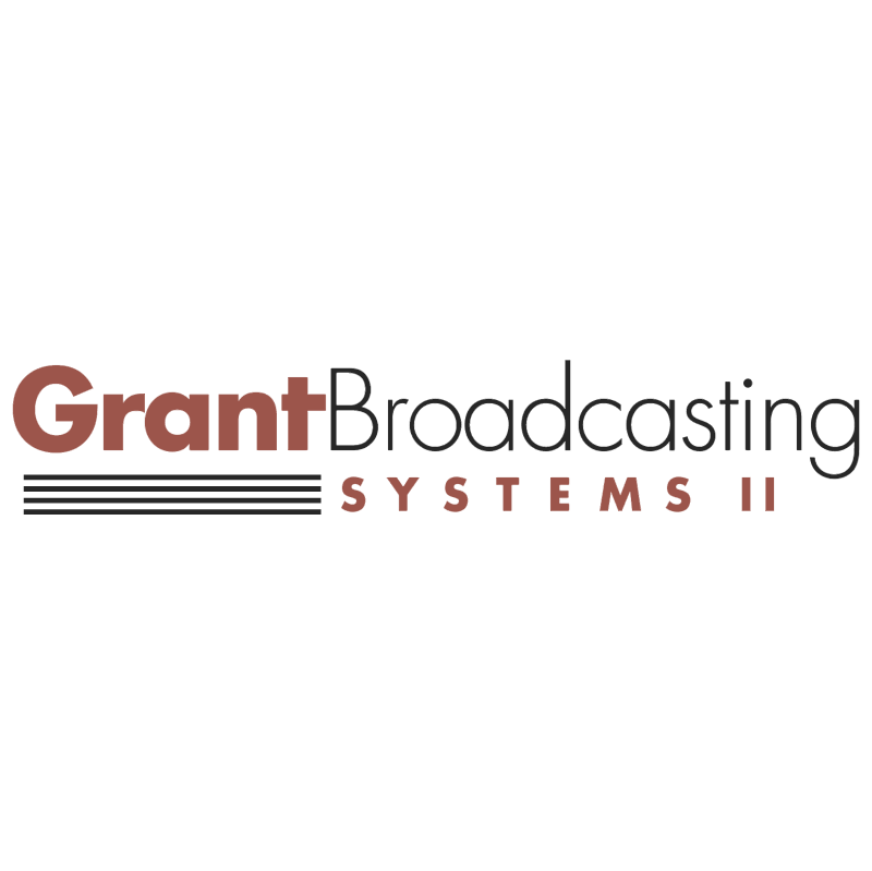 Grand Broadcasting Systems vector