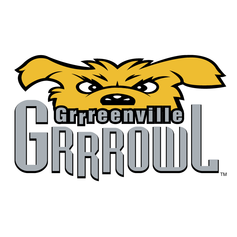 Greenville Grrrowl vector