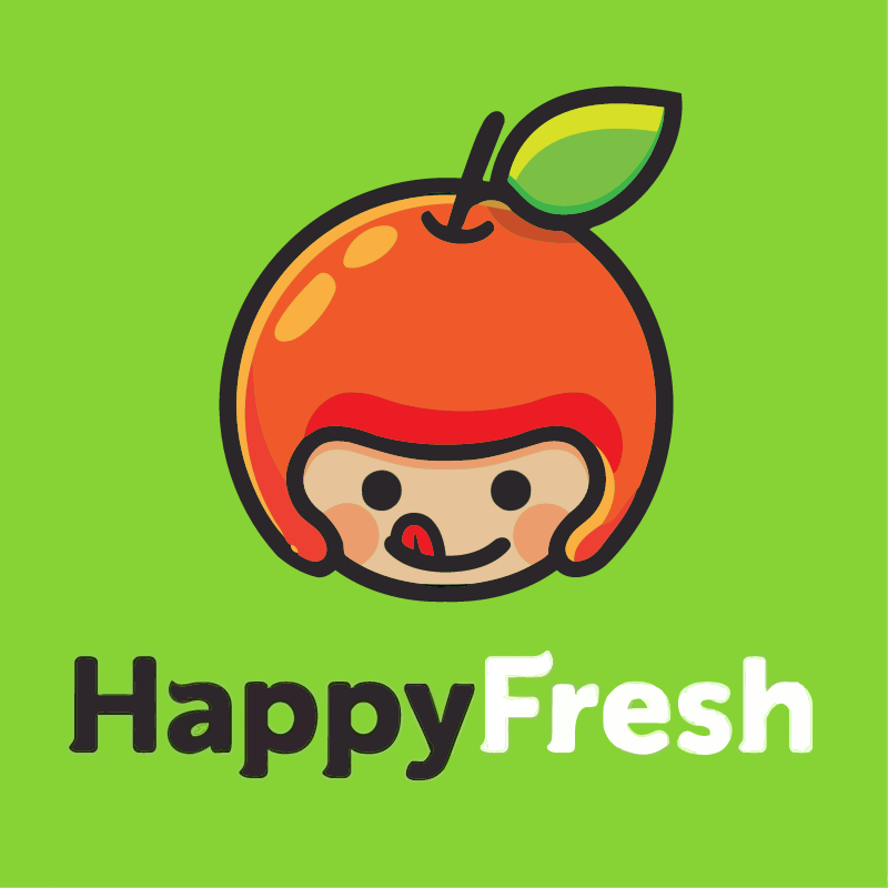 HappyFresh vector