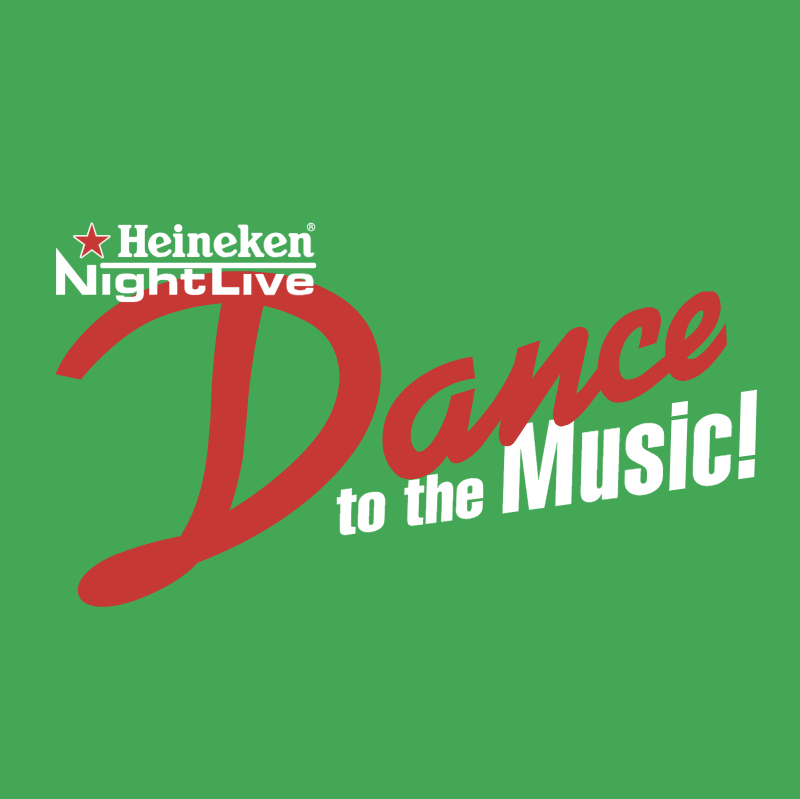 Heineken NightLive vector logo