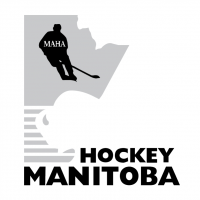 Hockey Manitoba vector