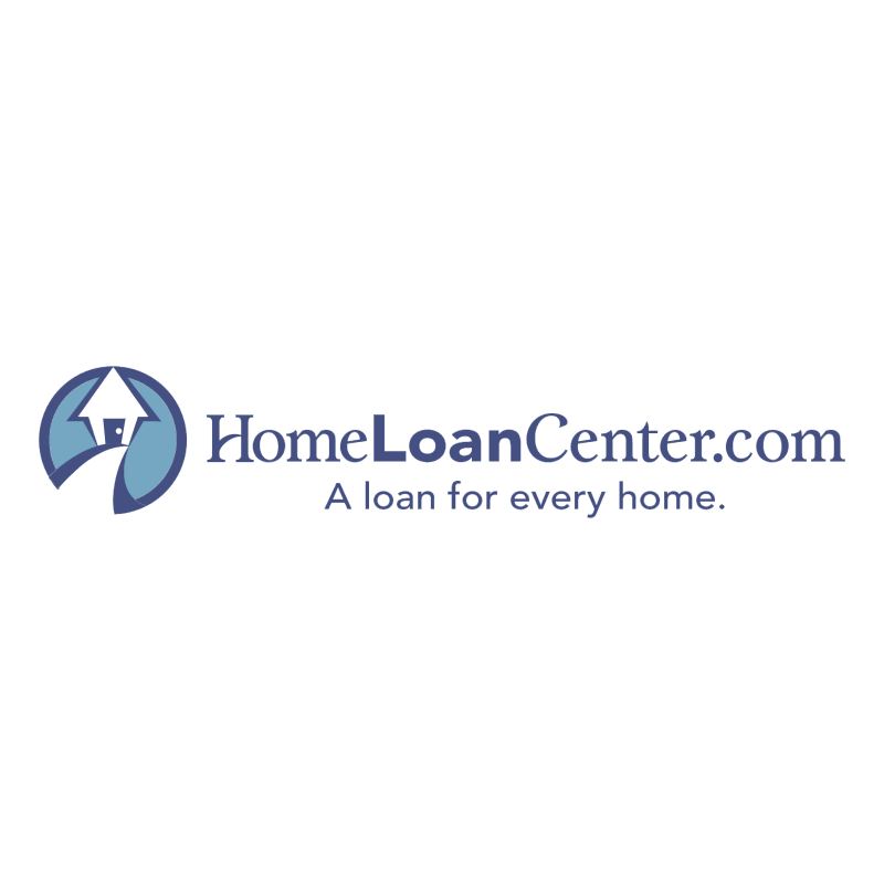 HomeLoanCenter com vector logo