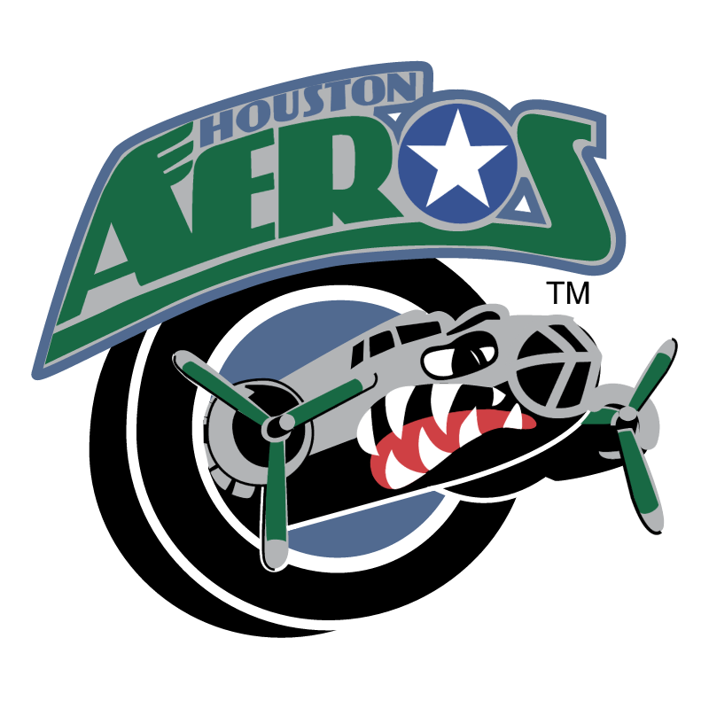 Houston Aeros vector logo