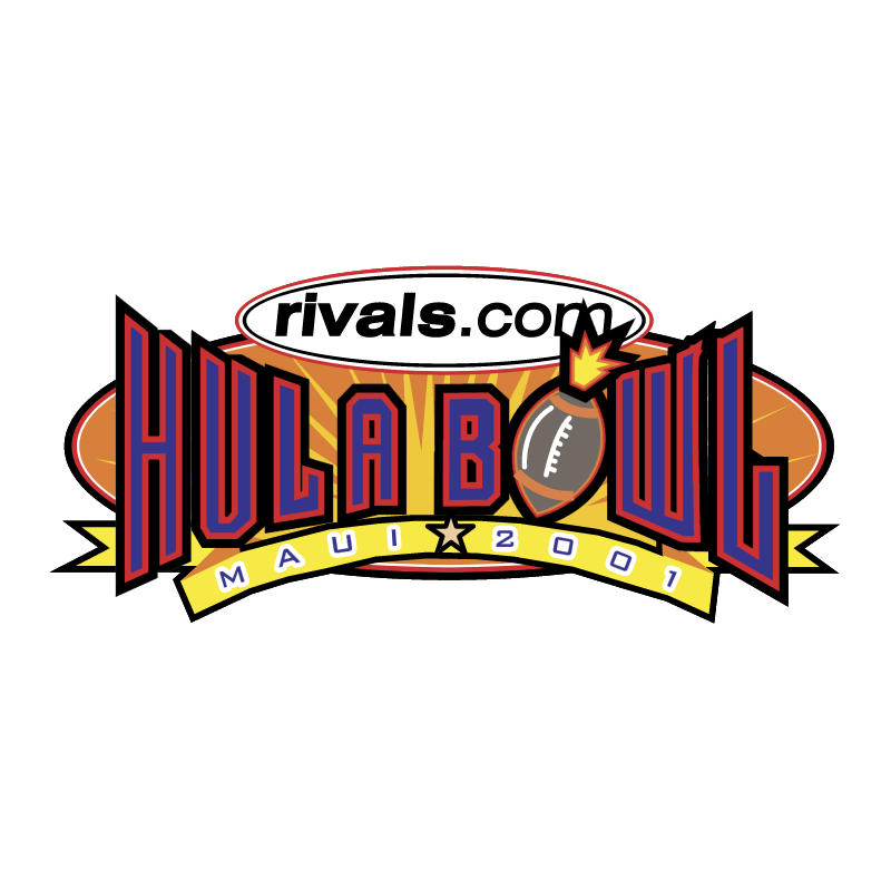Hula Bowl Maui vector