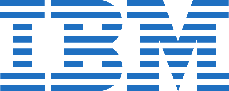 IBM vector logo