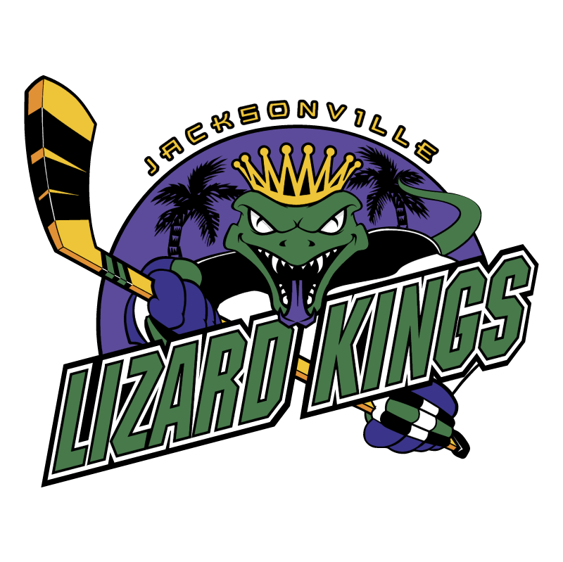 Jacksonville Lizard Kings vector