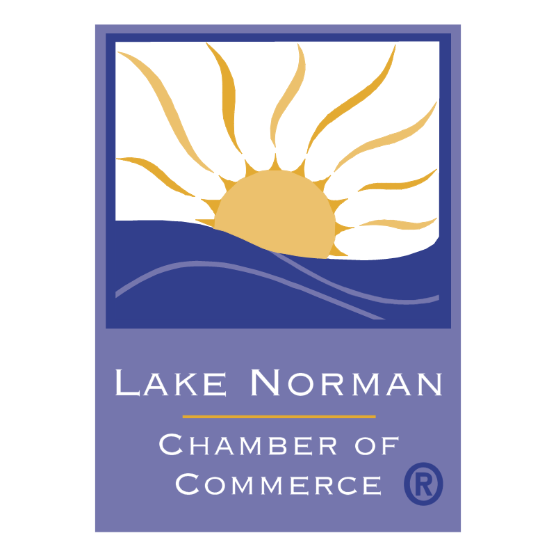 Lake Norman vector logo