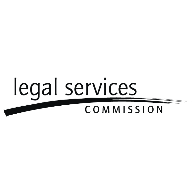 Legal Services Commission logo