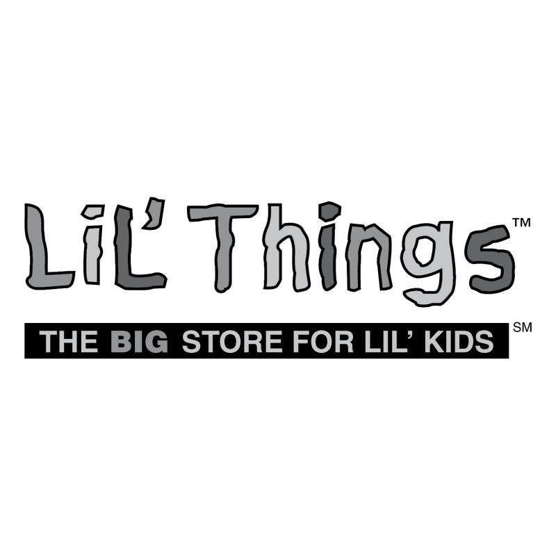 LiL' Things vector logo