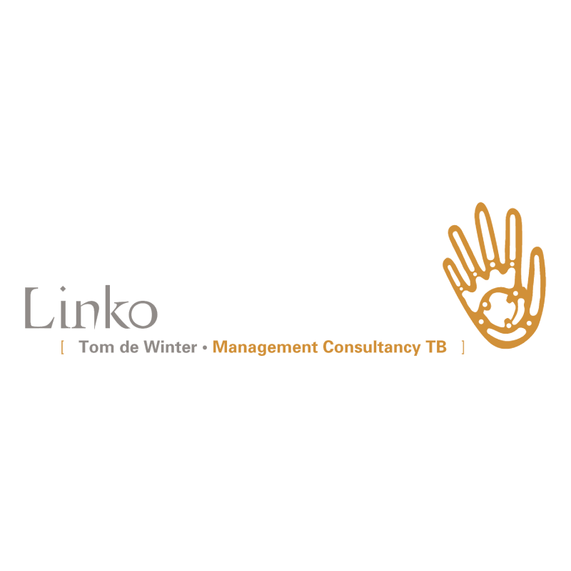 Linko Organisatiebureau Tom de Winter vector