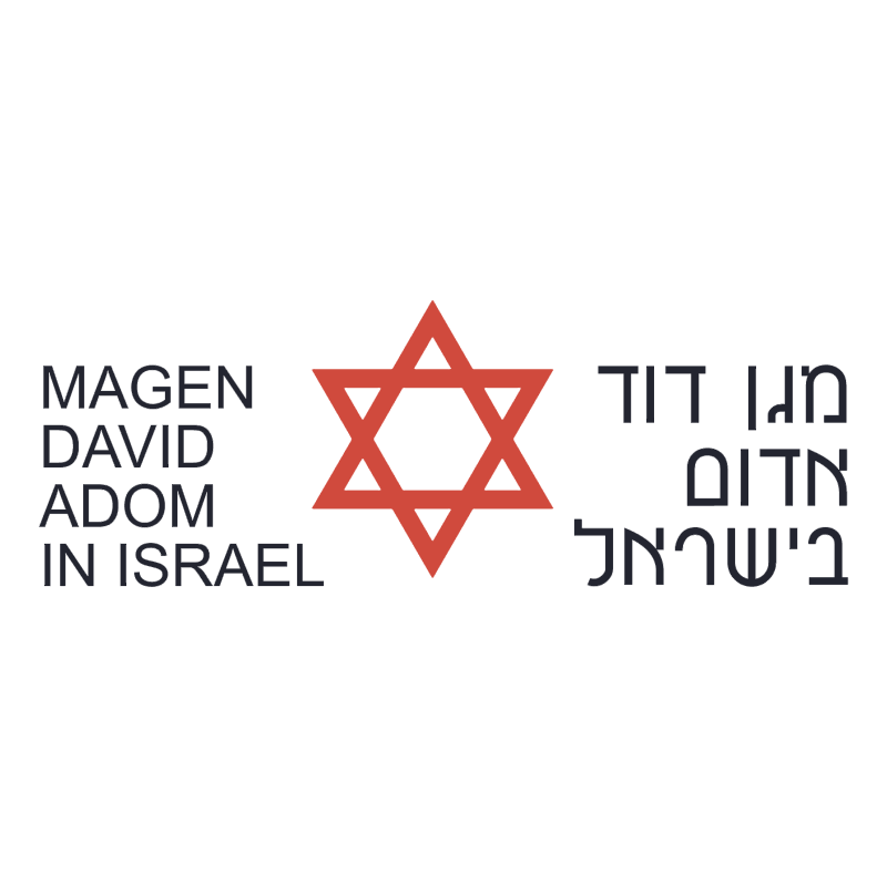 Magen David Adom vector logo