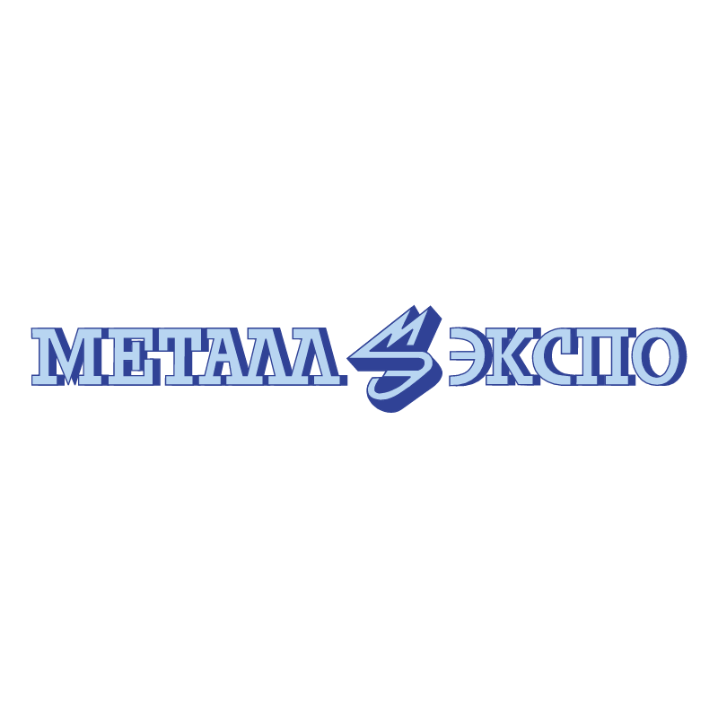 Metal Expo vector logo
