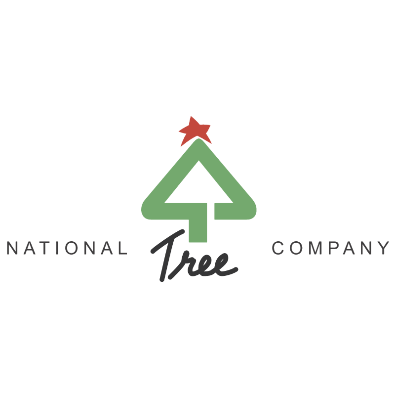 National Tree Company vector logo