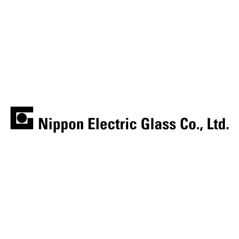 Nippon Electric Glass vector