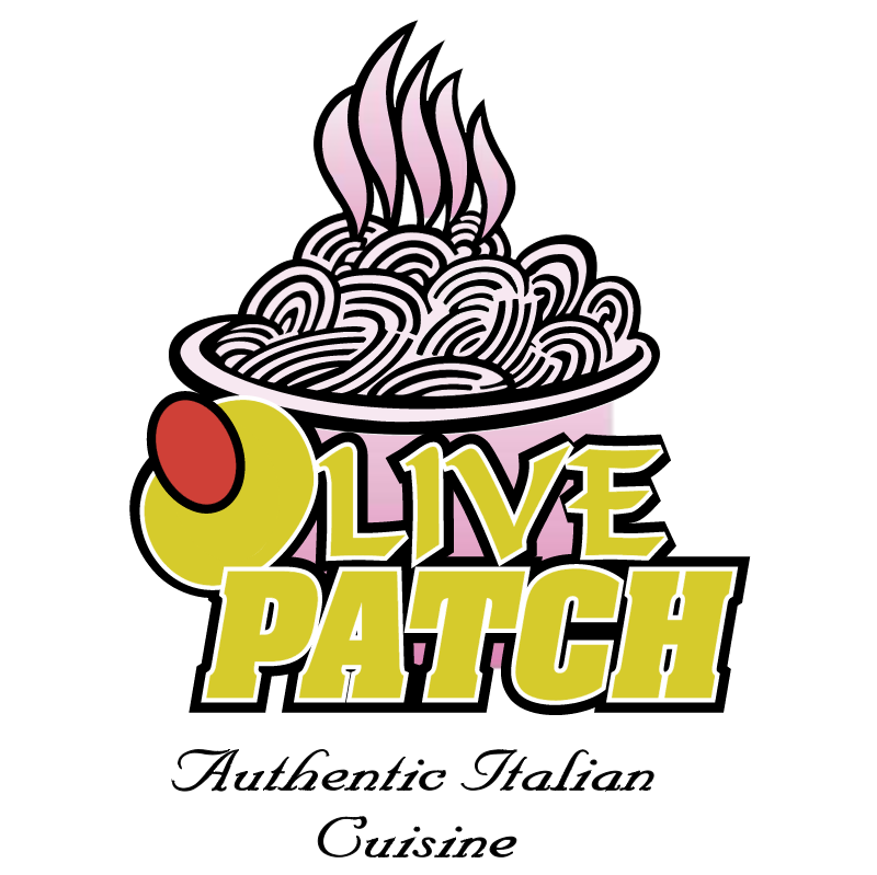 Olive Patch vector