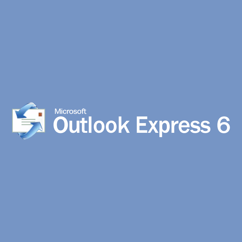 Outlook Express 6 vector