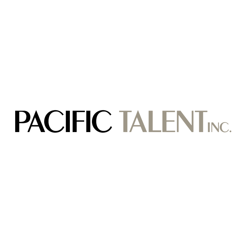 Pacific Talent vector