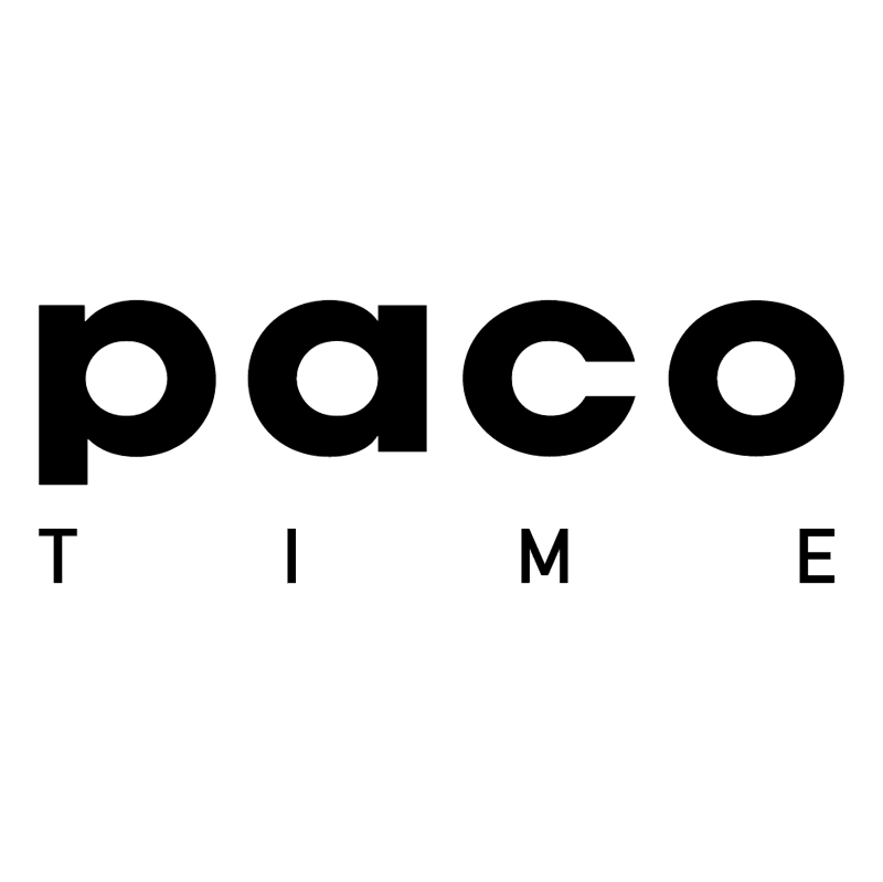 Paco Time vector