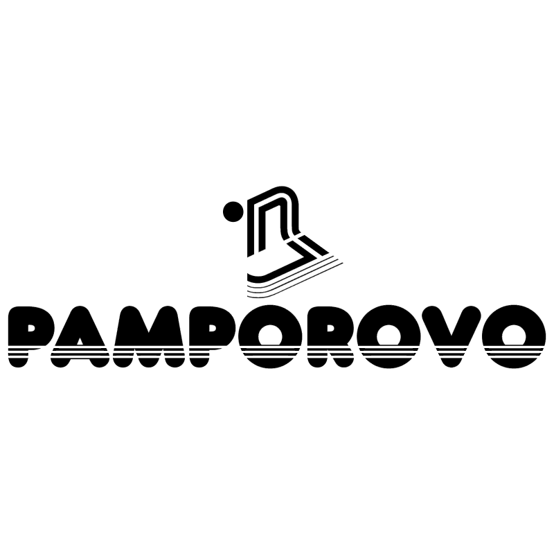 Pamporovo vector logo