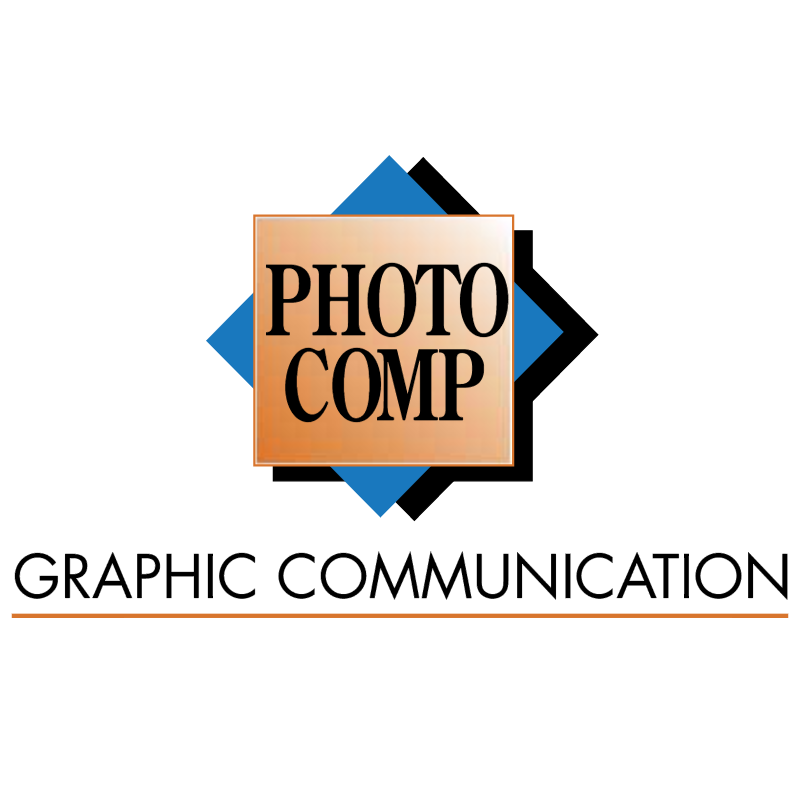 Photo Comp vector logo