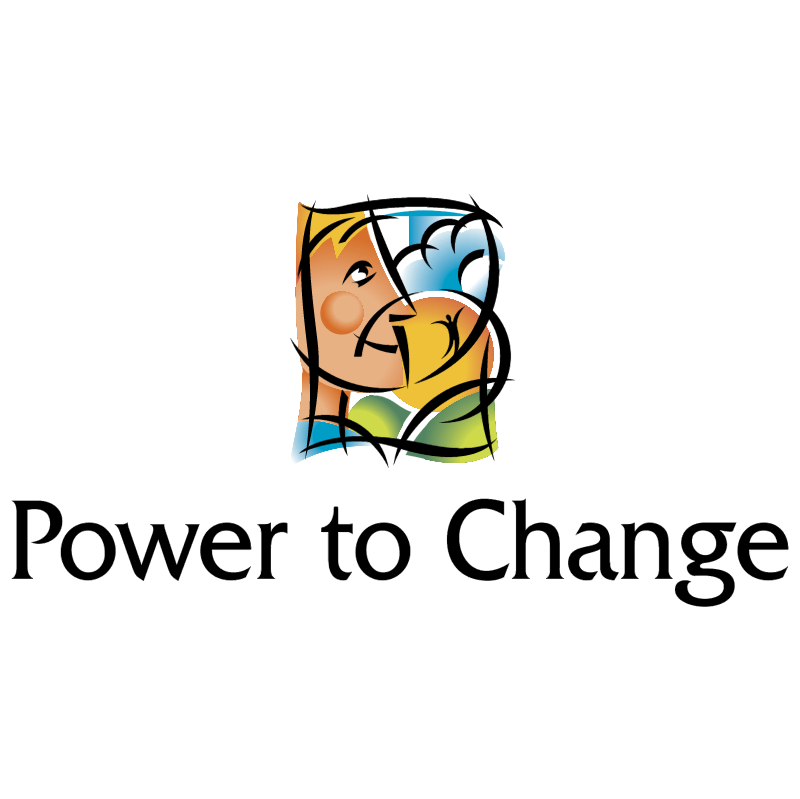 Power to Change vector