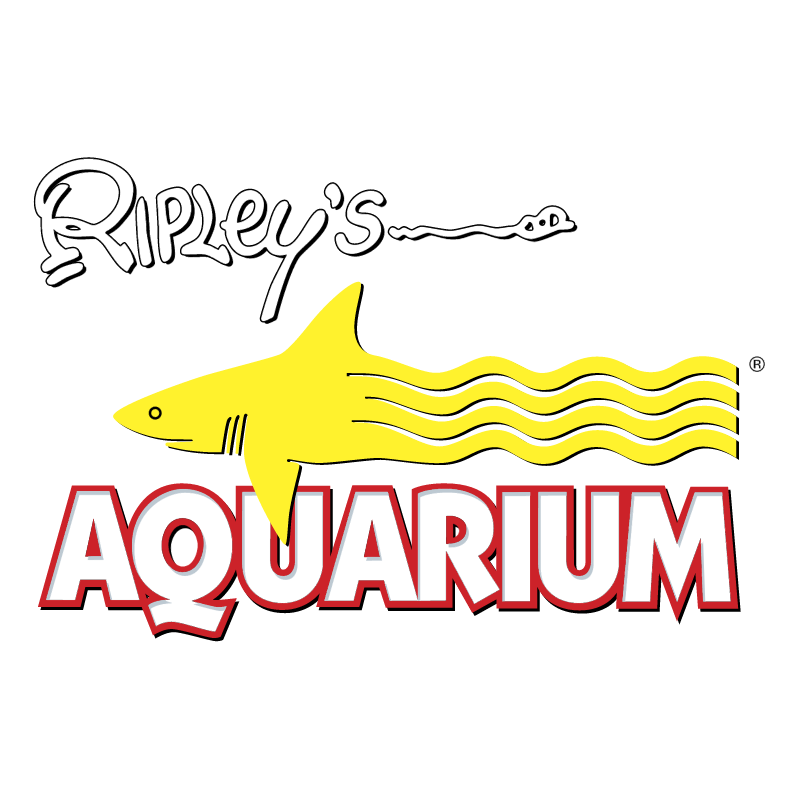 Ripley's Aquairum vector
