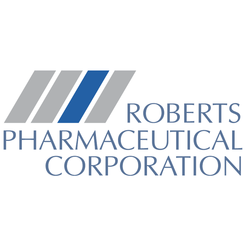 Roberts Pharmaceutical vector logo