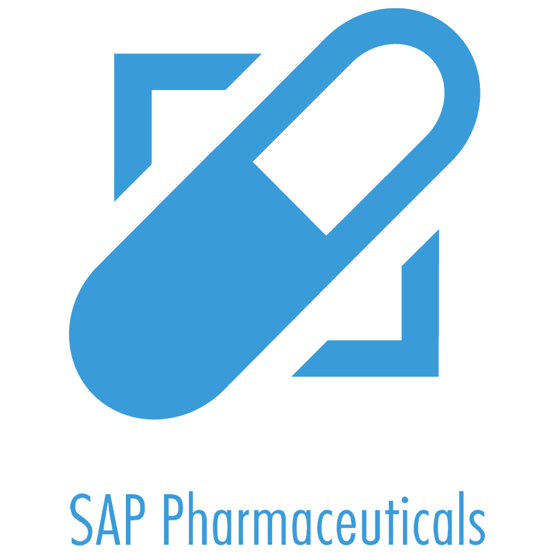 SAP Pharmaceuticals vector logo