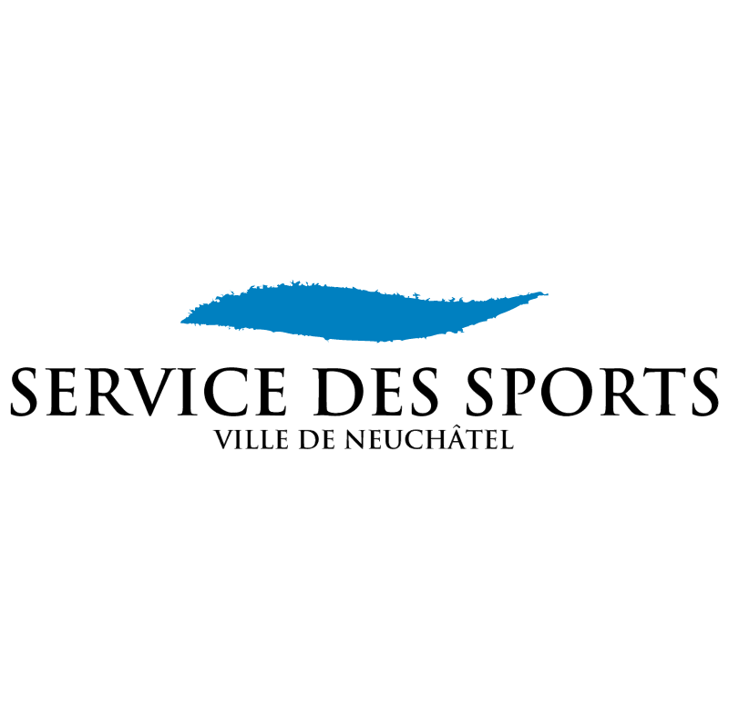 Service des Sports vector logo
