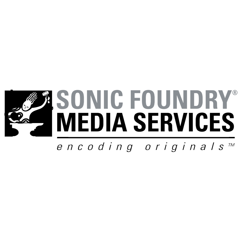 Sonic Foundry Media Services vector logo