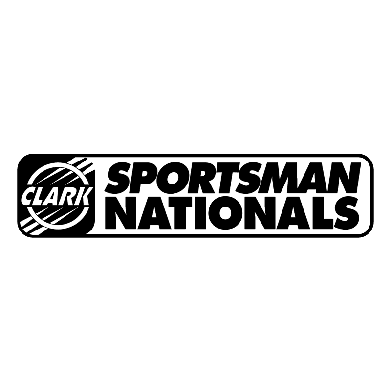 Sportsman Nationals vector