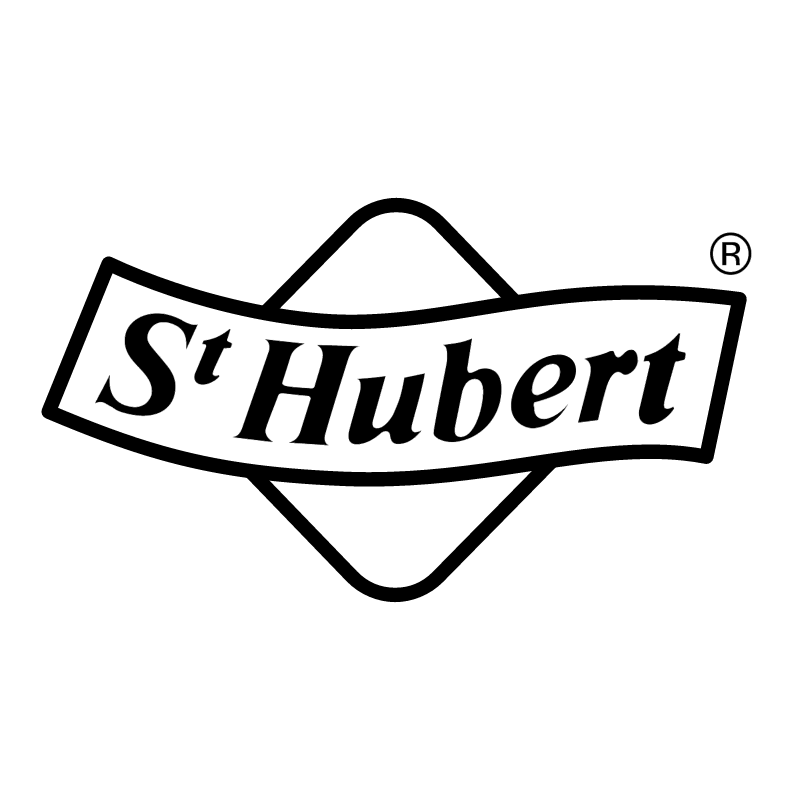 St Hubert vector logo