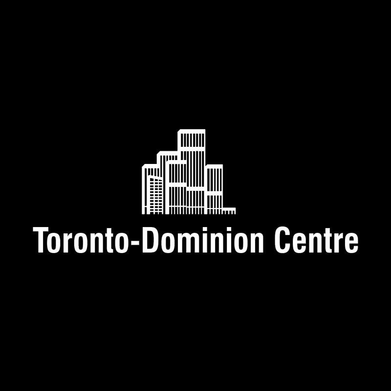 Toronto Dominion Centre vector logo