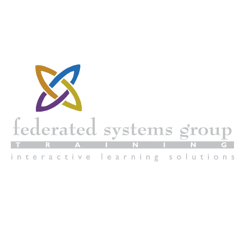 Training Feredal Systems Group vector logo
