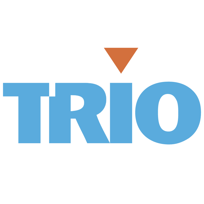 Trio vector logo