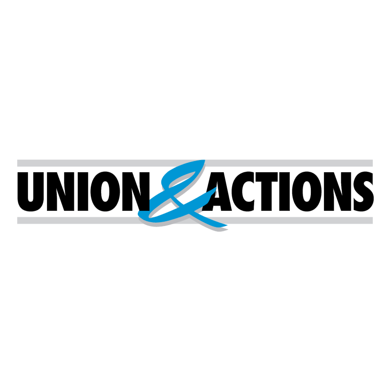 Union & Action vector