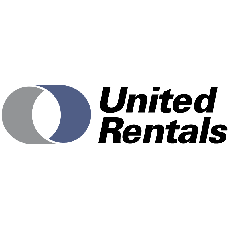 United Rentals vector logo