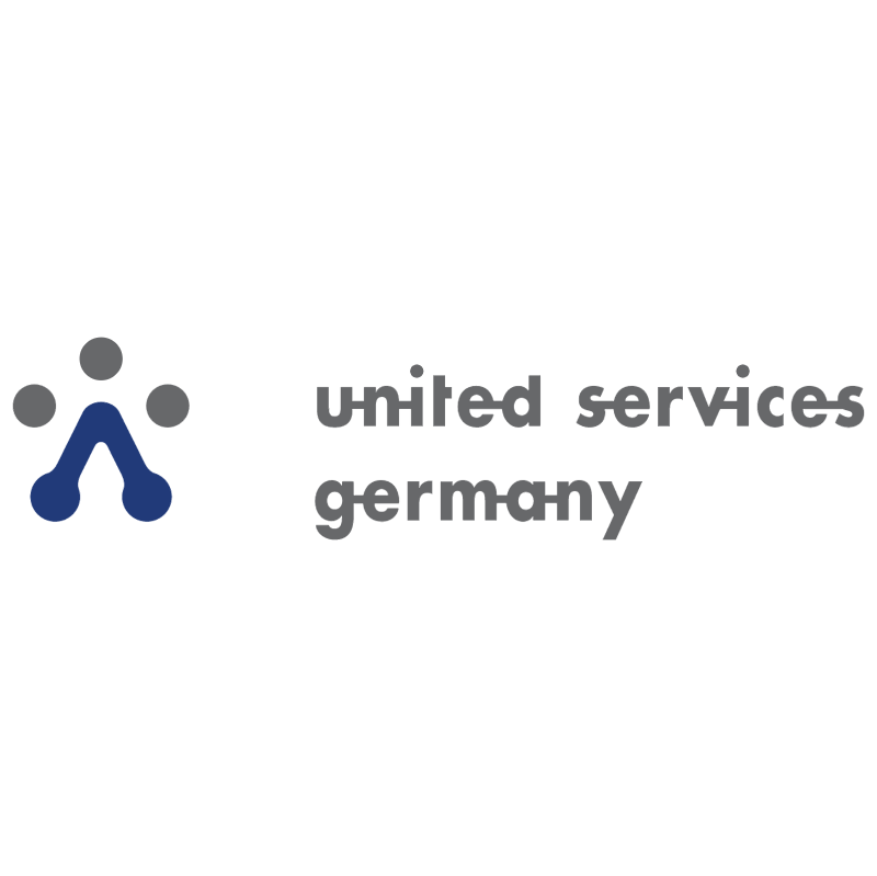 United Services Germany vector