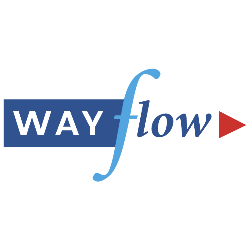 WAYflow vector logo