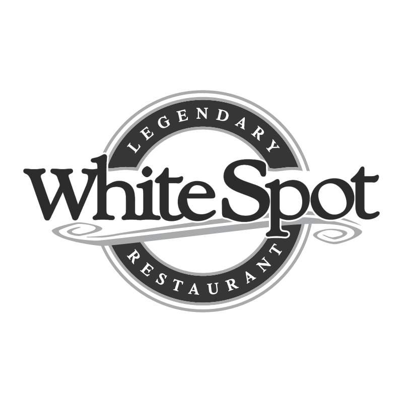 White Spot vector logo