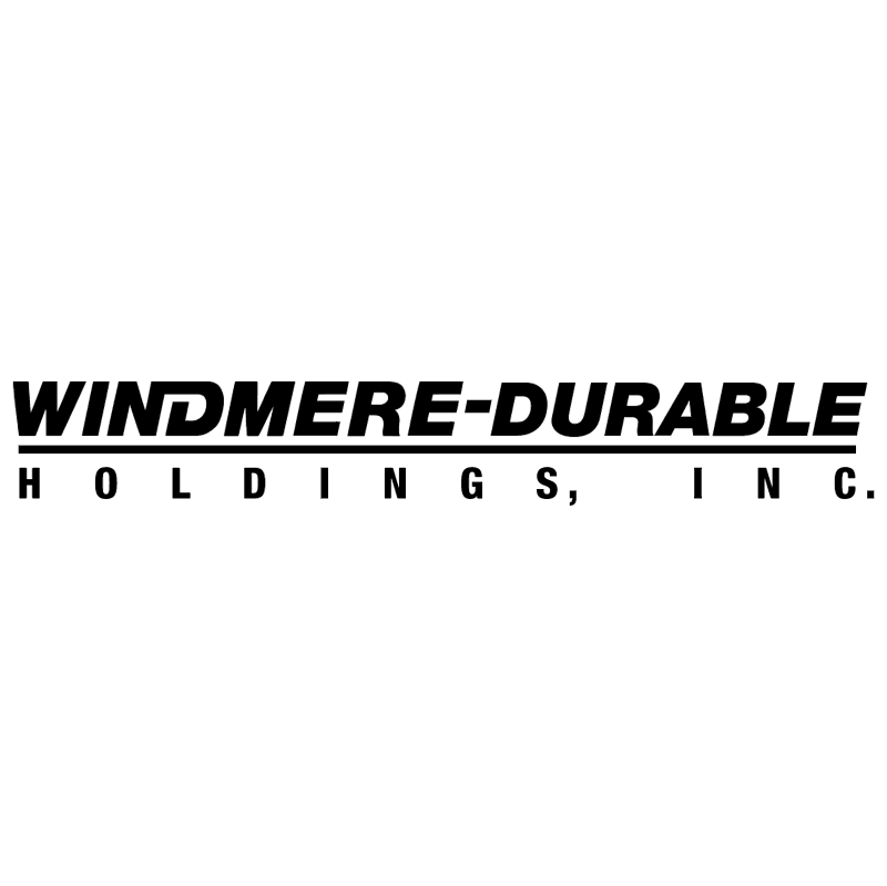 Windmere Durable vector logo