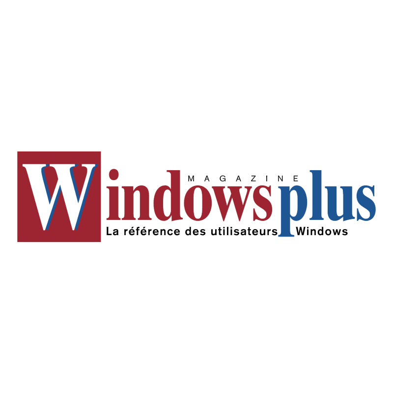 Windows Plus vector