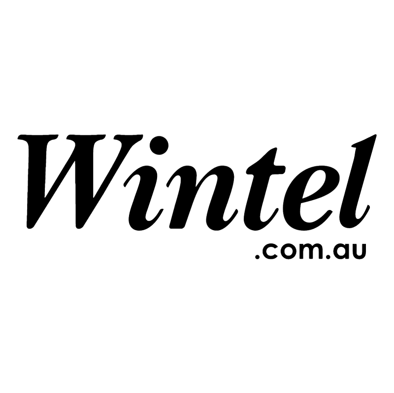 Wintel vector logo
