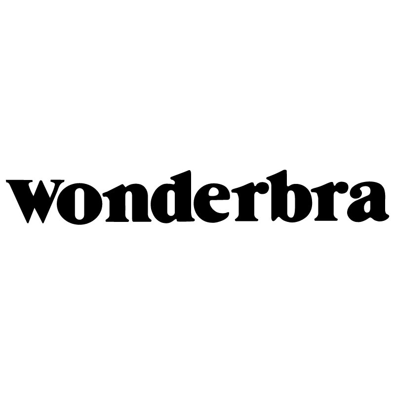 Wonderbra vector logo