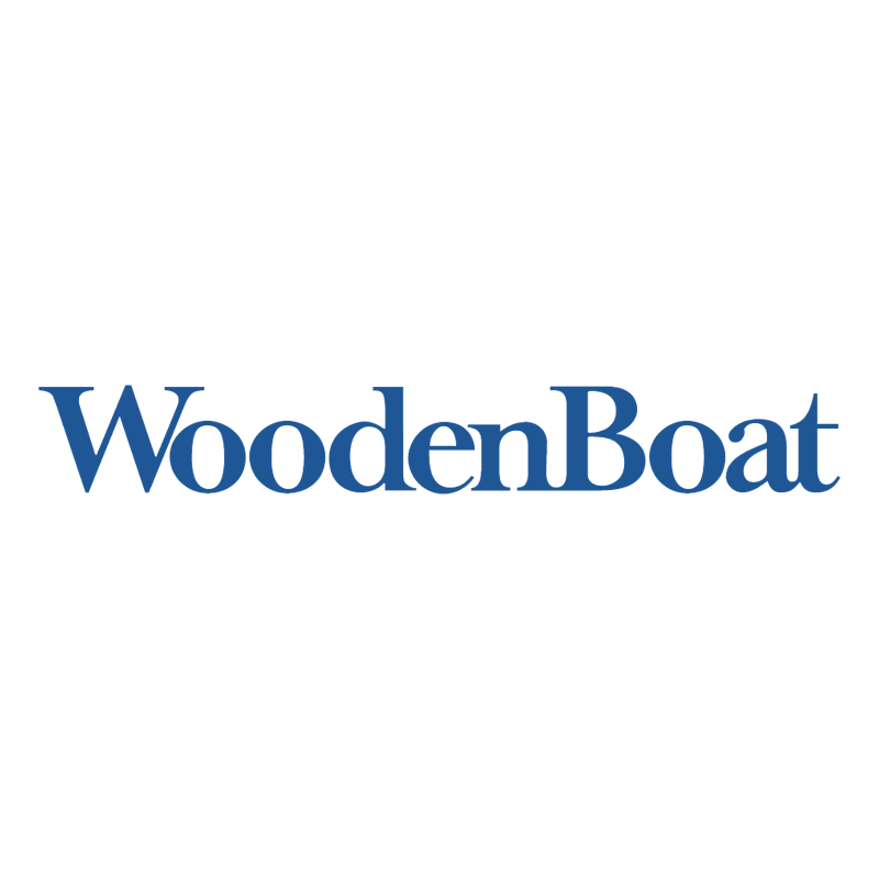 WoodenBoat vector